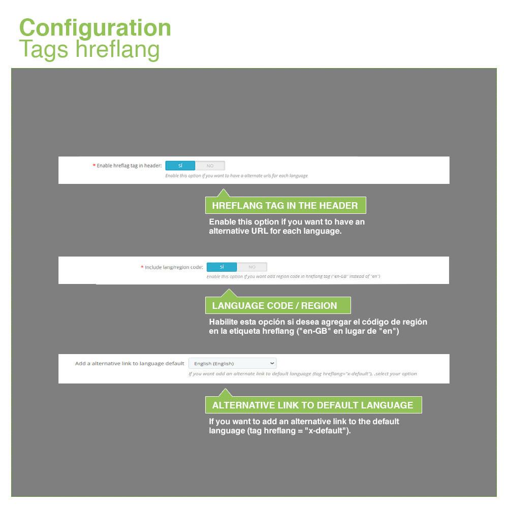 module - Gestão de URL & Redirecionamento - URLs canônicos para evitar conteúdo duplicado - 12