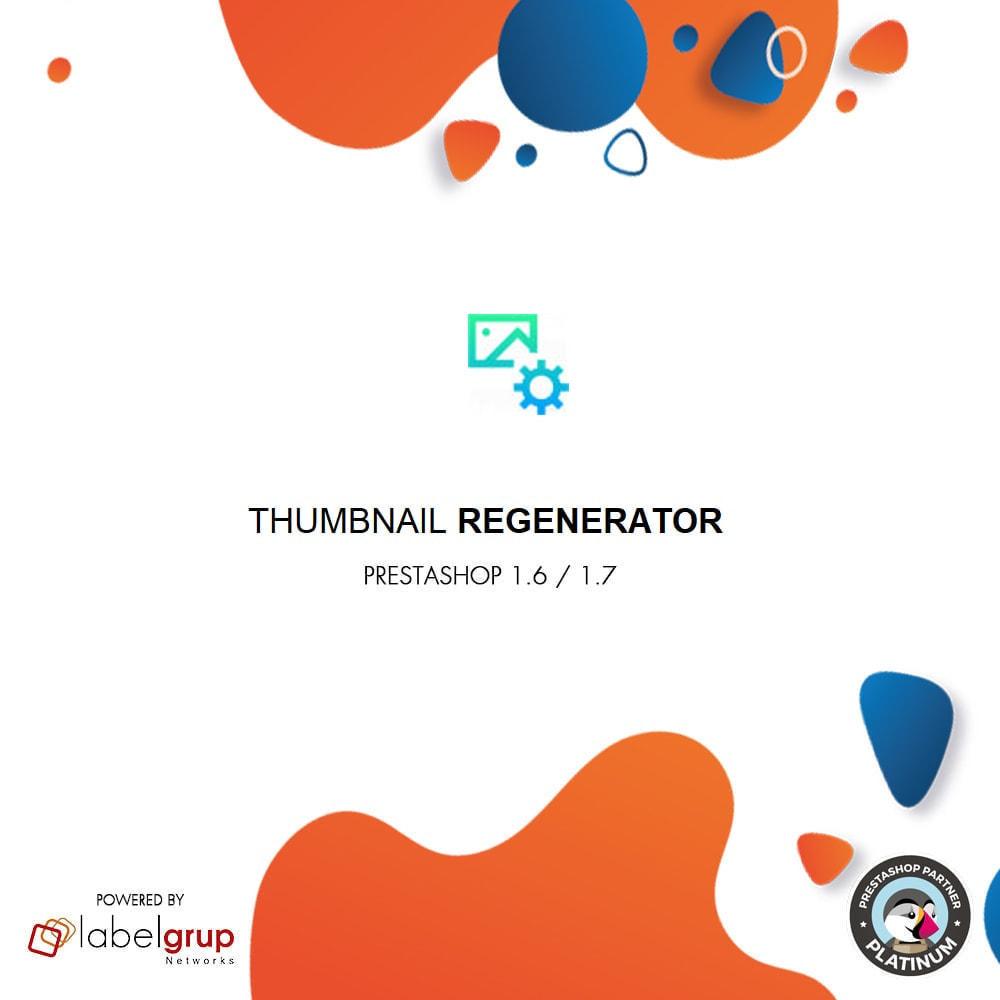module - Fast & Mass Update - Thumbnail Regenerator - 1