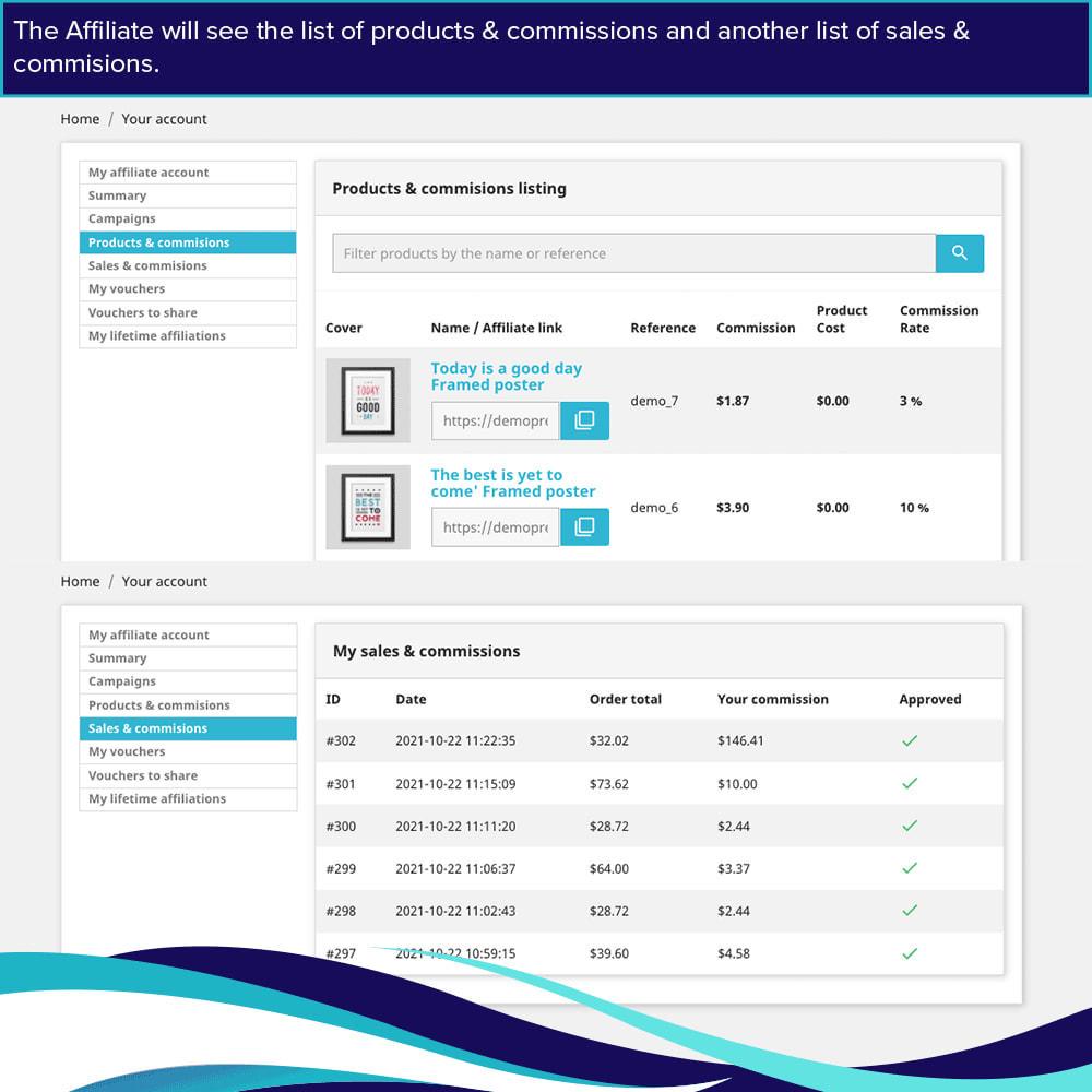 module - SEA SEM (paid advertising) & Affiliation Platforms - Full Affiliates - 21