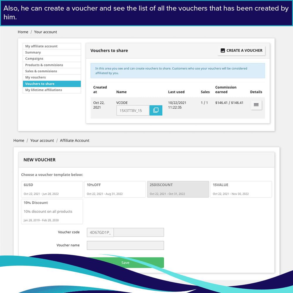 module - SEA SEM (paid advertising) & Affiliation Platforms - Full Affiliates - 23