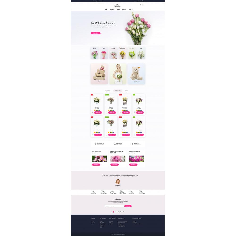theme - Prezenty, Kwiaty & Uroczystości - Flower Store - 15
