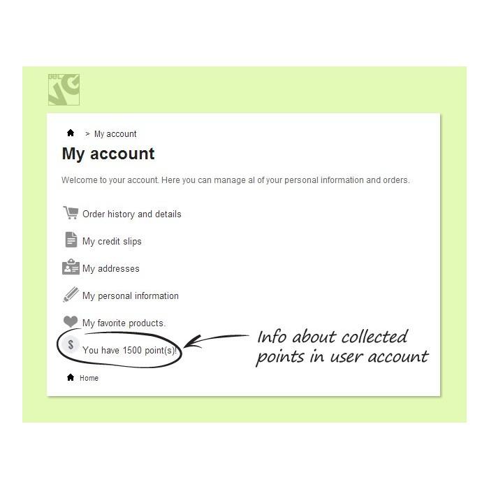 module - Lojalność & Rekomendowanie - Points & Discounts - 5