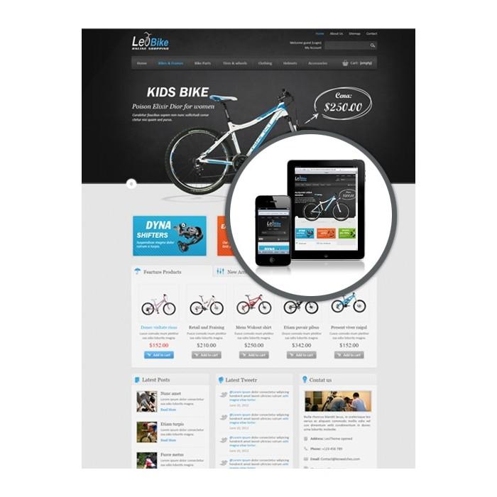 theme - Deportes, Actividades y Viajes - Leo Bike - 3