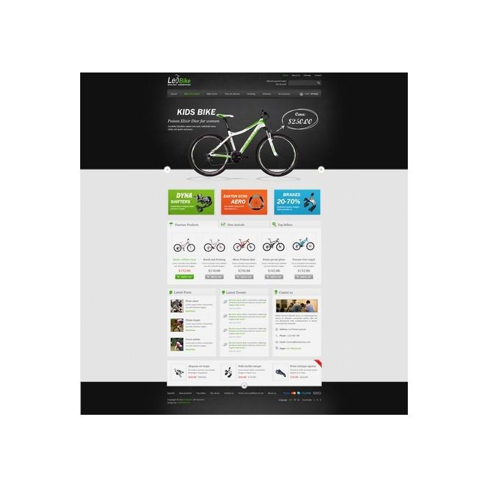 theme - Deportes, Actividades y Viajes - Leo Bike - 9