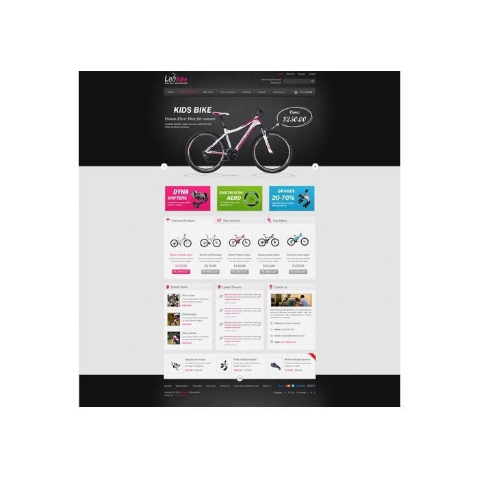theme - Deportes, Actividades y Viajes - Leo Bike - 11