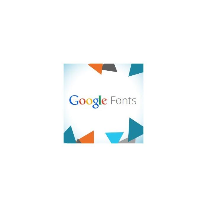 module - Individuelle Seitengestaltung - Google Fonts - 1
