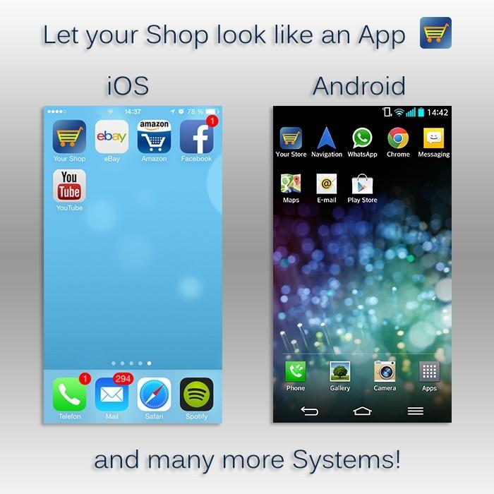 module - Mobile Endgeräte - Appicon - Apple Touch Icon - 2