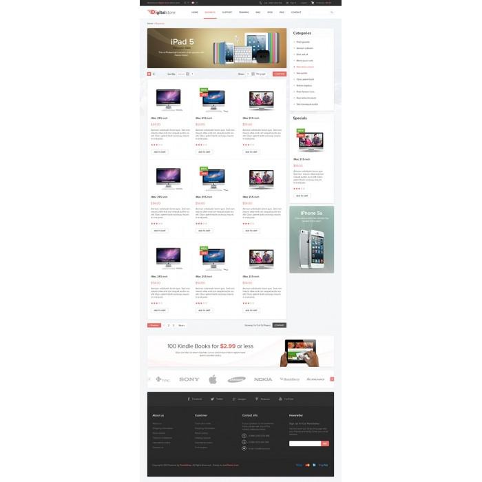 theme - Elektronika & High Tech - Leo Digital Store - 3
