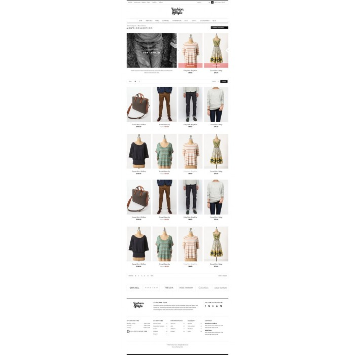 theme - Moda & Calzature - Leo Fashion Store - 6