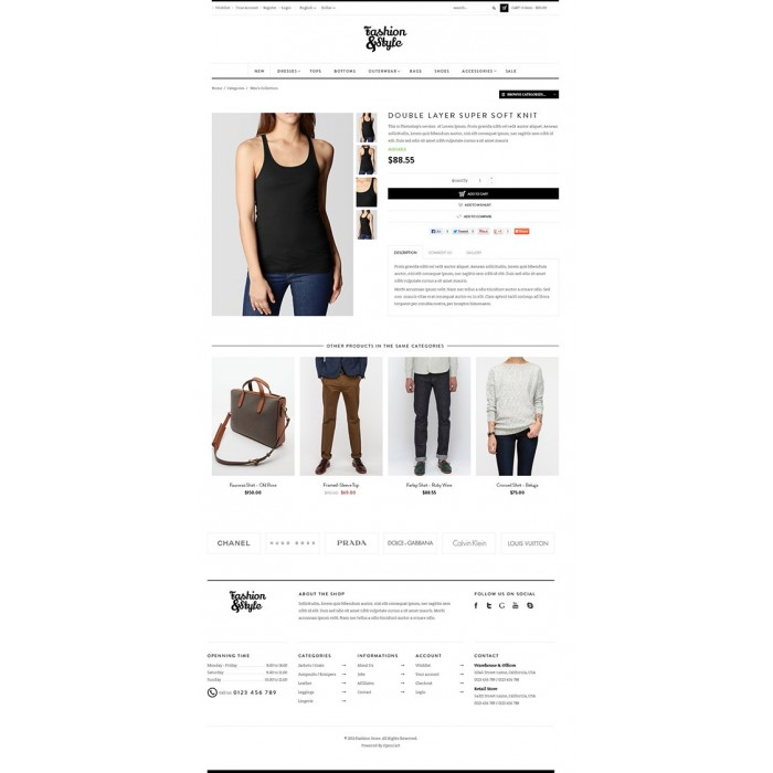 theme - Moda & Calzature - Leo Fashion Store - 7