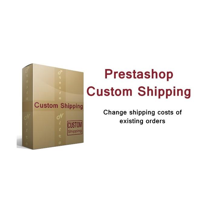 module - Versandkosten - Custom Shipping - 4