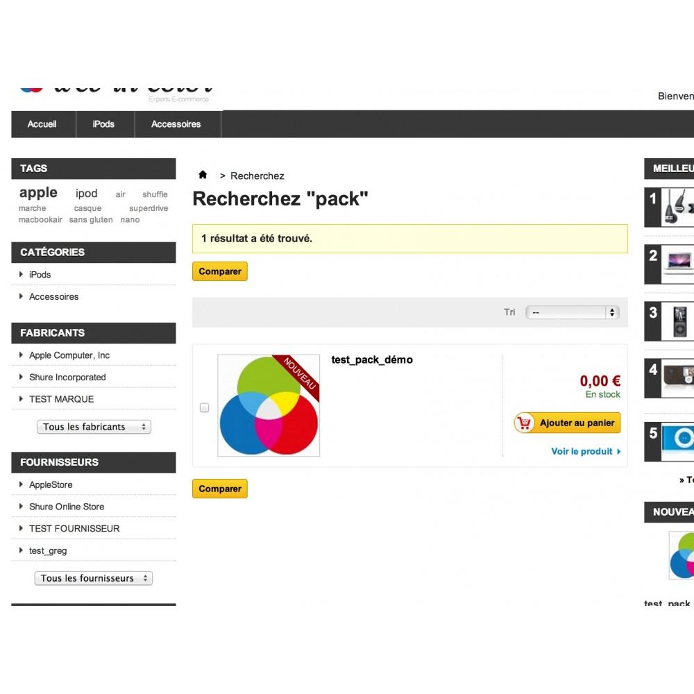 module - Zarządzanie zapasami &  Dostawcy - Advanced Bundles Stocks - 6