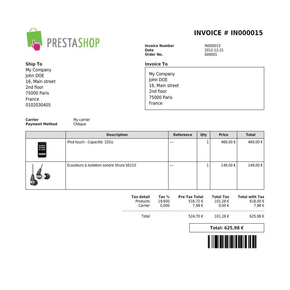 module - Data Import & Export - M4 PDF Extensions - 13