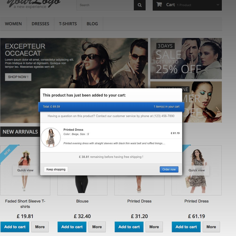 module - Pop-up - Modal Cart 3 - 3