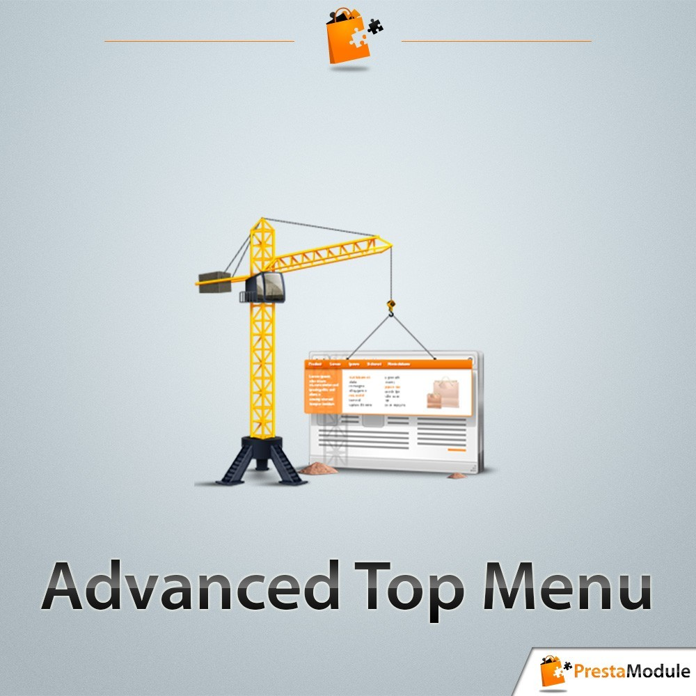 module - Меню - Advanced Top Menu - Responsive - 1