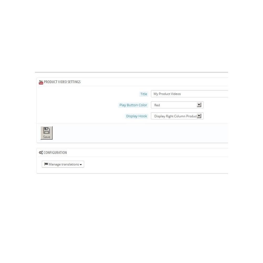 module - Video's & Muziek - YouTube Product Videos - 4
