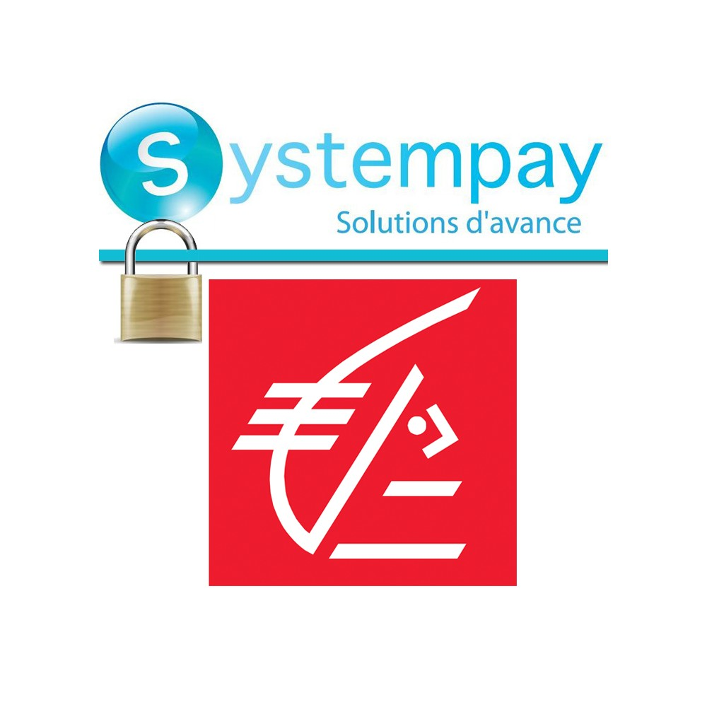 module - Payment by Card or Wallet - Caisse d'Epargne - SystemPay - 1
