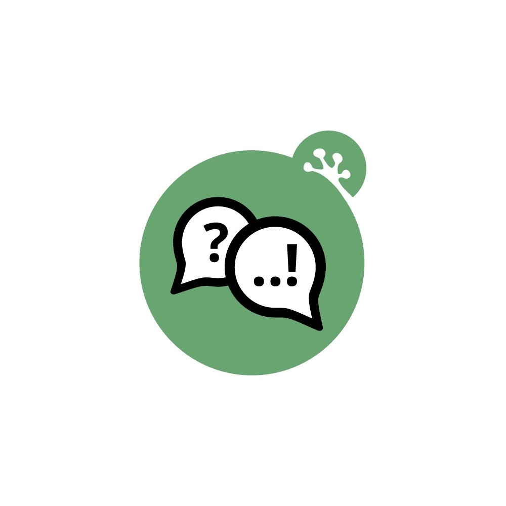 module - Formulário de contato & Pesquisas - Froggy Question on Product - 1
