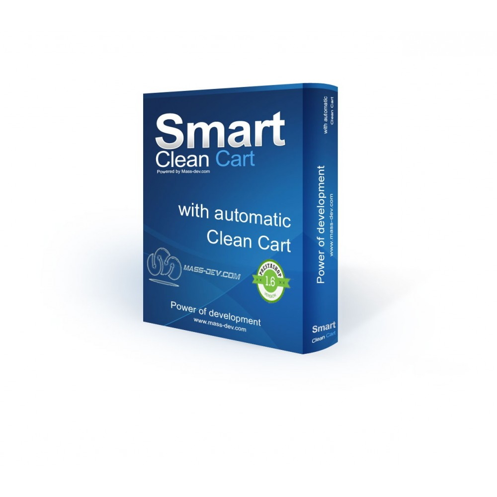 module - Website performantie - Smart Clean Cart - 1