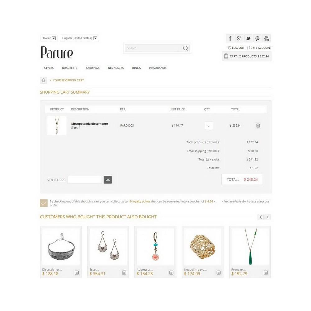 theme - Biżuteria & Akcesoria - Parure - 4
