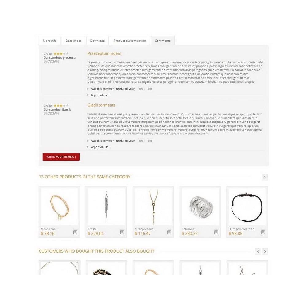 theme - Biżuteria & Akcesoria - Parure - 5