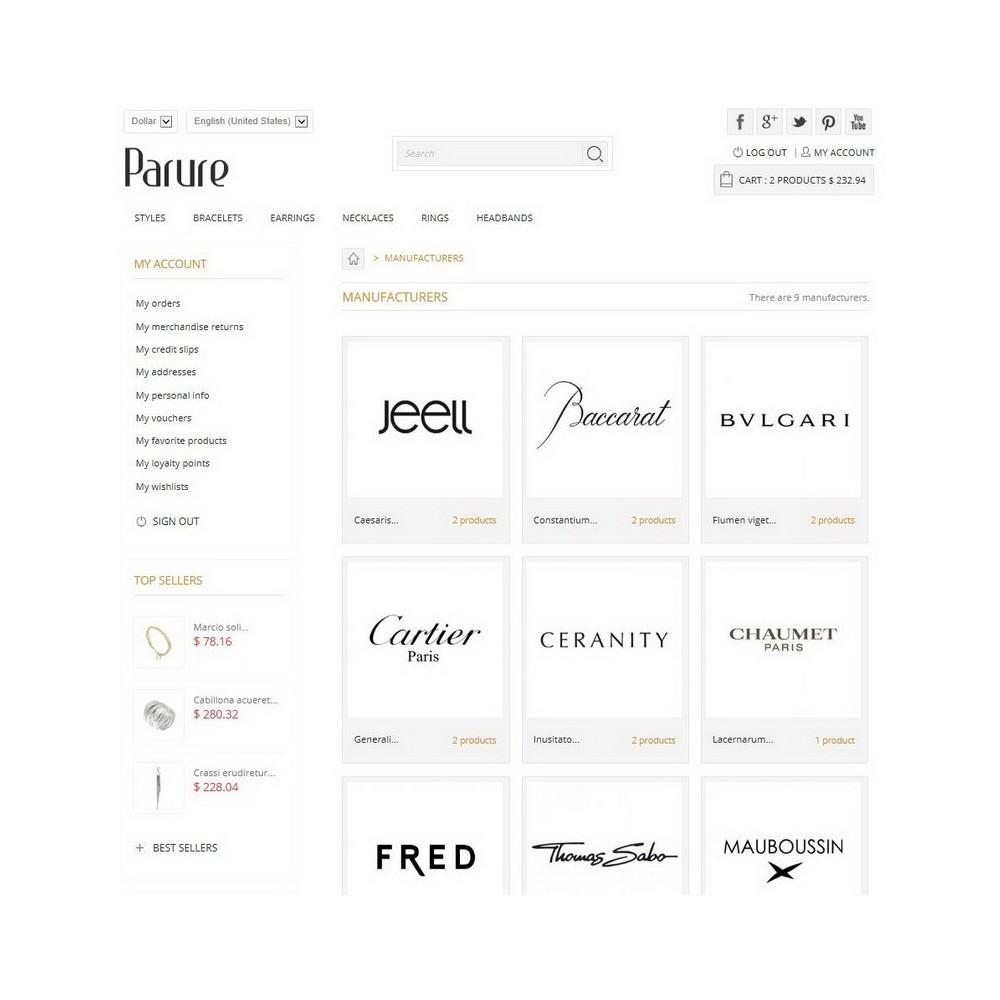 theme - Biżuteria & Akcesoria - Parure - 6
