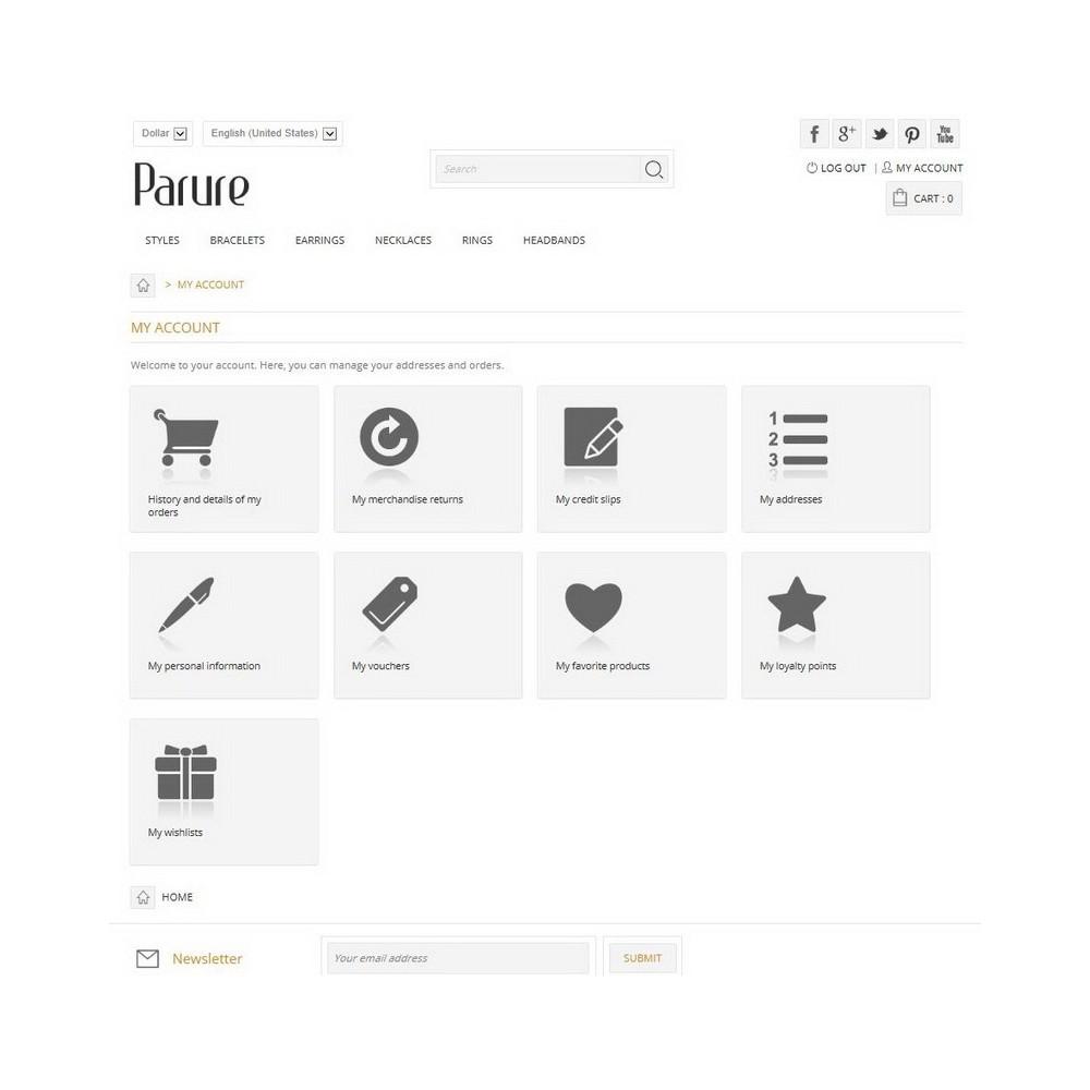 theme - Biżuteria & Akcesoria - Parure - 7
