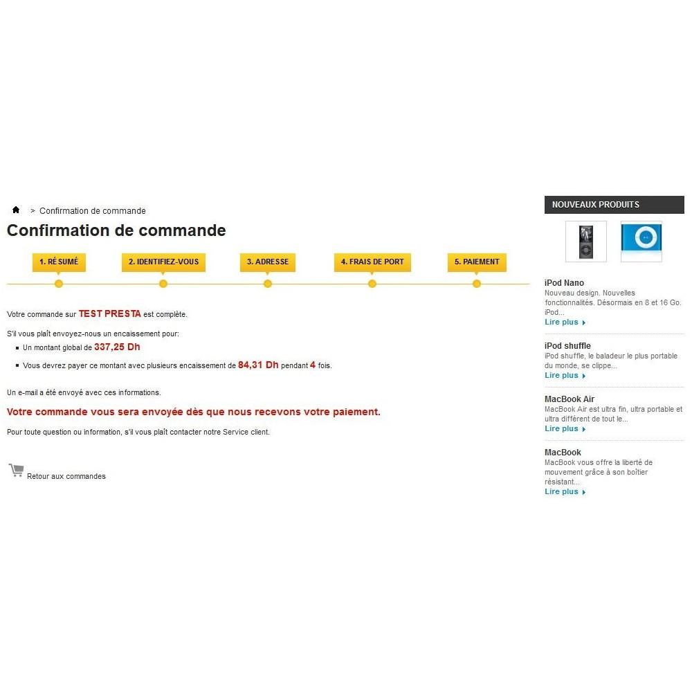 module - Альтернативных способов оплаты - Payments by encashment - 7