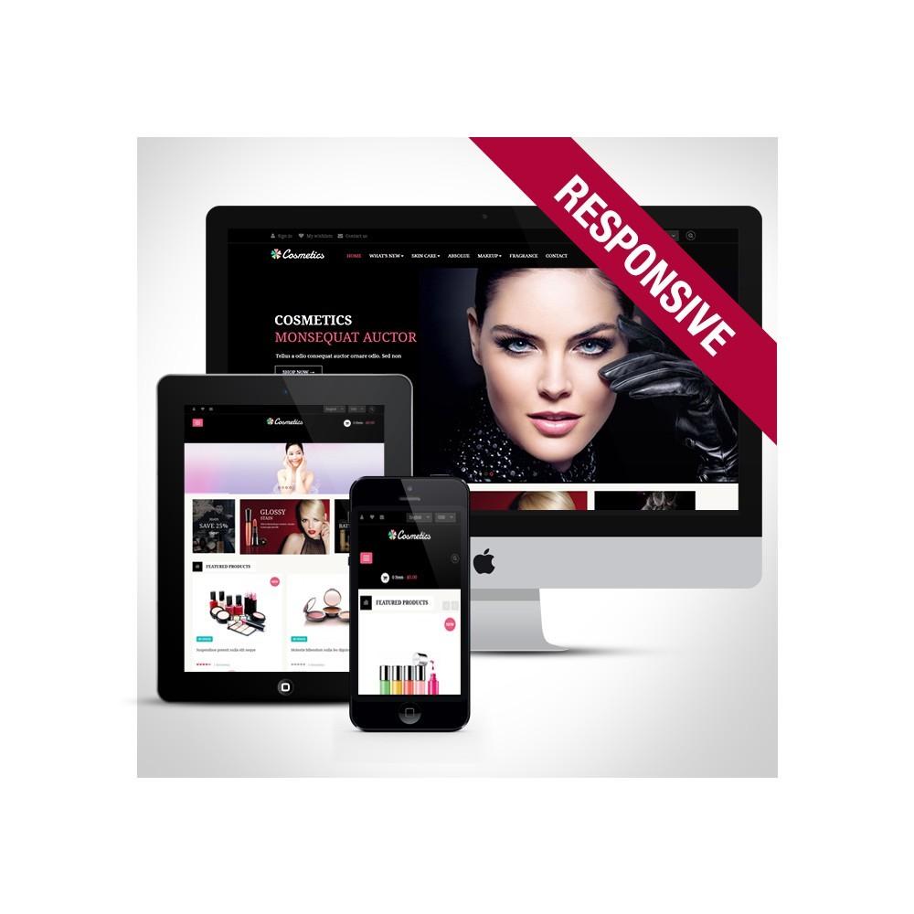 theme - Здоровье и красота - Leo Cosmetics - Organic, Health, Pharmacy, Beauty store - 1