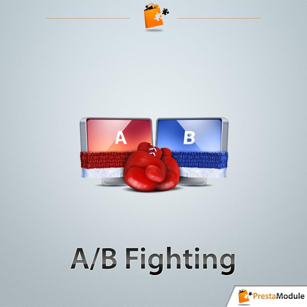 module - Analysen & Statistiken - A/B Fighting - A/B Testing - 1