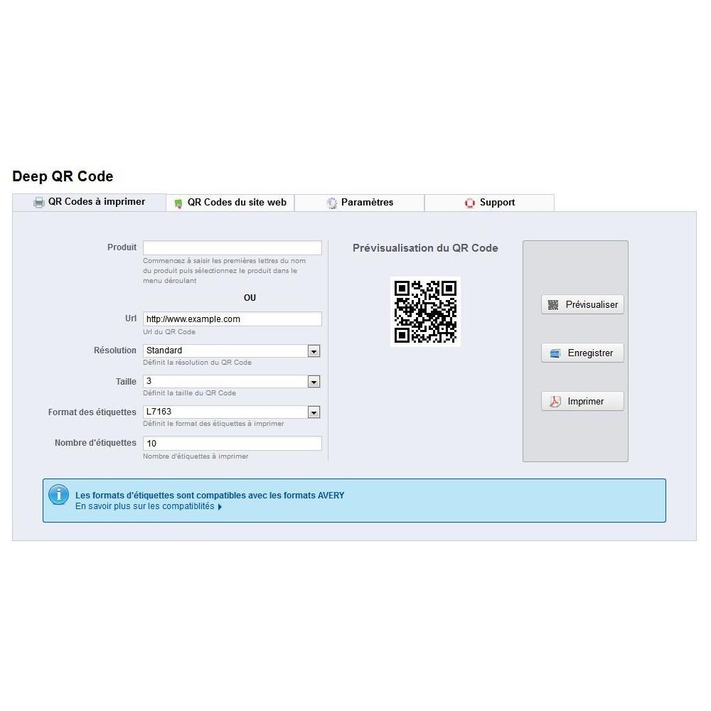 module - Mobile Endgeräte - Deep QR Code - 4