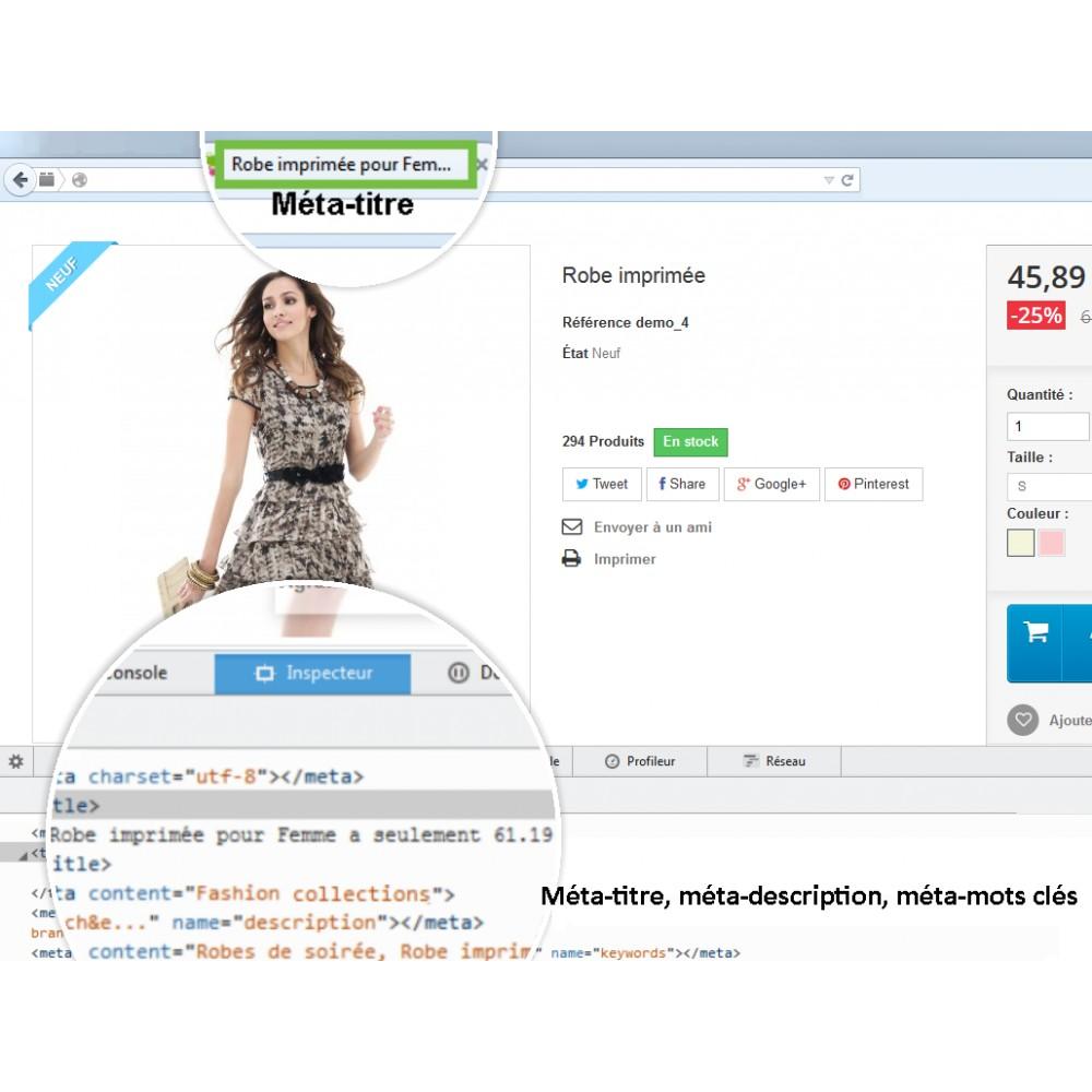 bundle - Les offres du moment - Faites des économies ! - SEO Expert + SEO Images (Pack Référencement) - 5