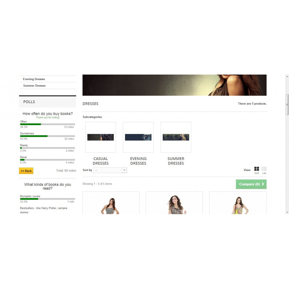 module - Contact Forms & Surveys - Poll Pro - 4