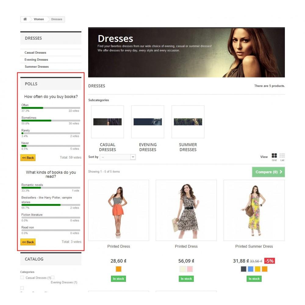 module - Contact Forms & Surveys - Poll Pro - 5