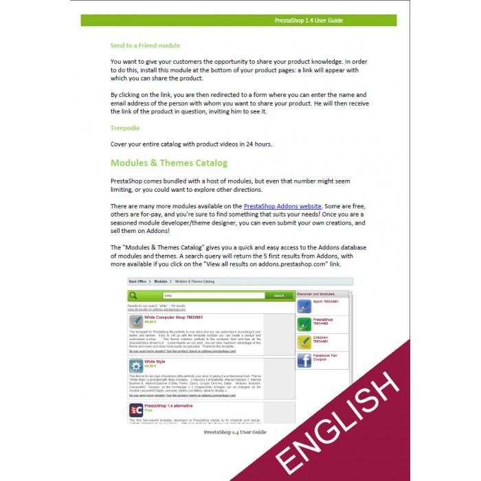 other - Guia do usuário - PrestaShop 1.4 Guia do Usuário - 2