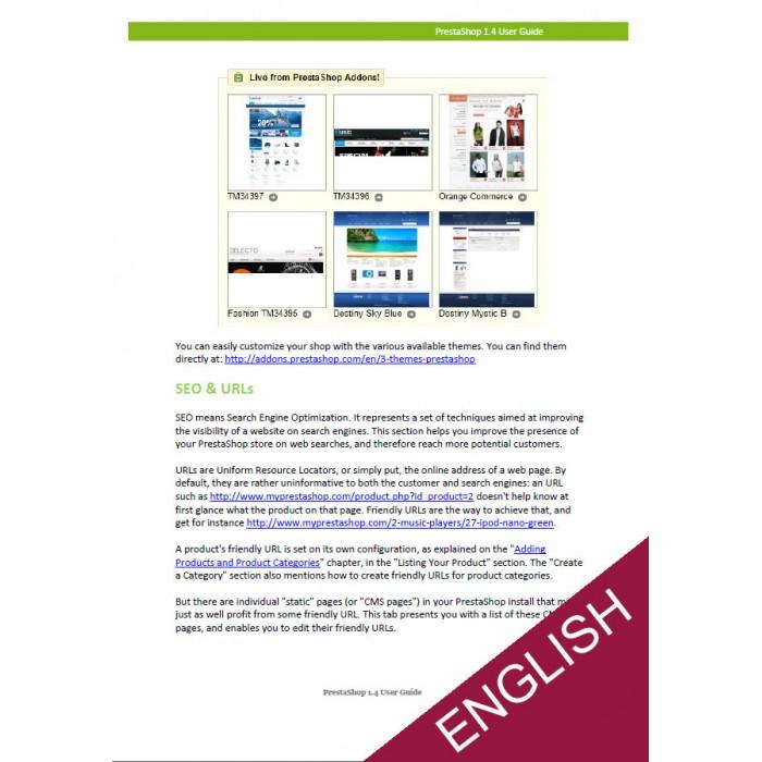 other - Guia do usuário - PrestaShop 1.4 Guia do Usuário - 3