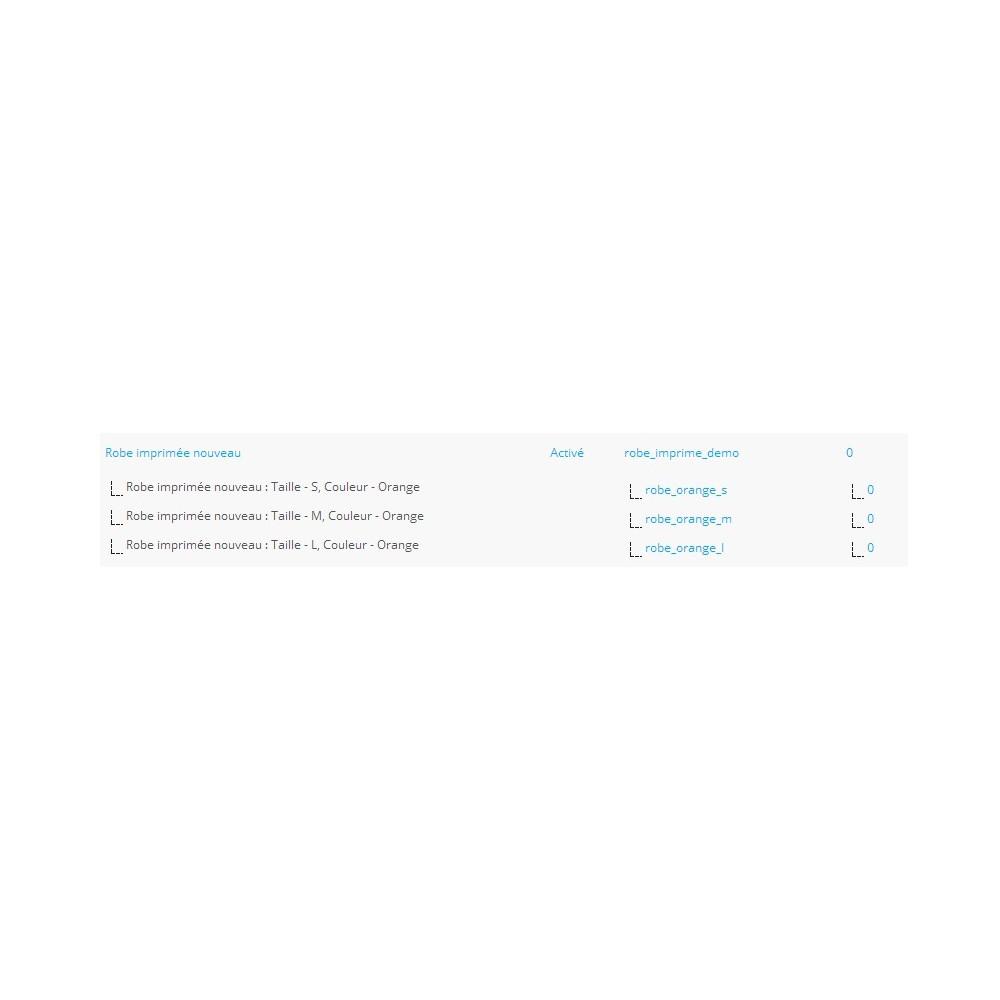 module - Edition rapide & Edition de masse - Fastmanager - administration en masse de vos produits - 28