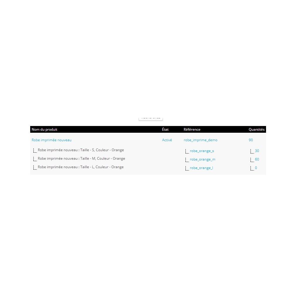 module - Edition rapide & Edition de masse - Fastmanager - administration en masse de vos produits - 32