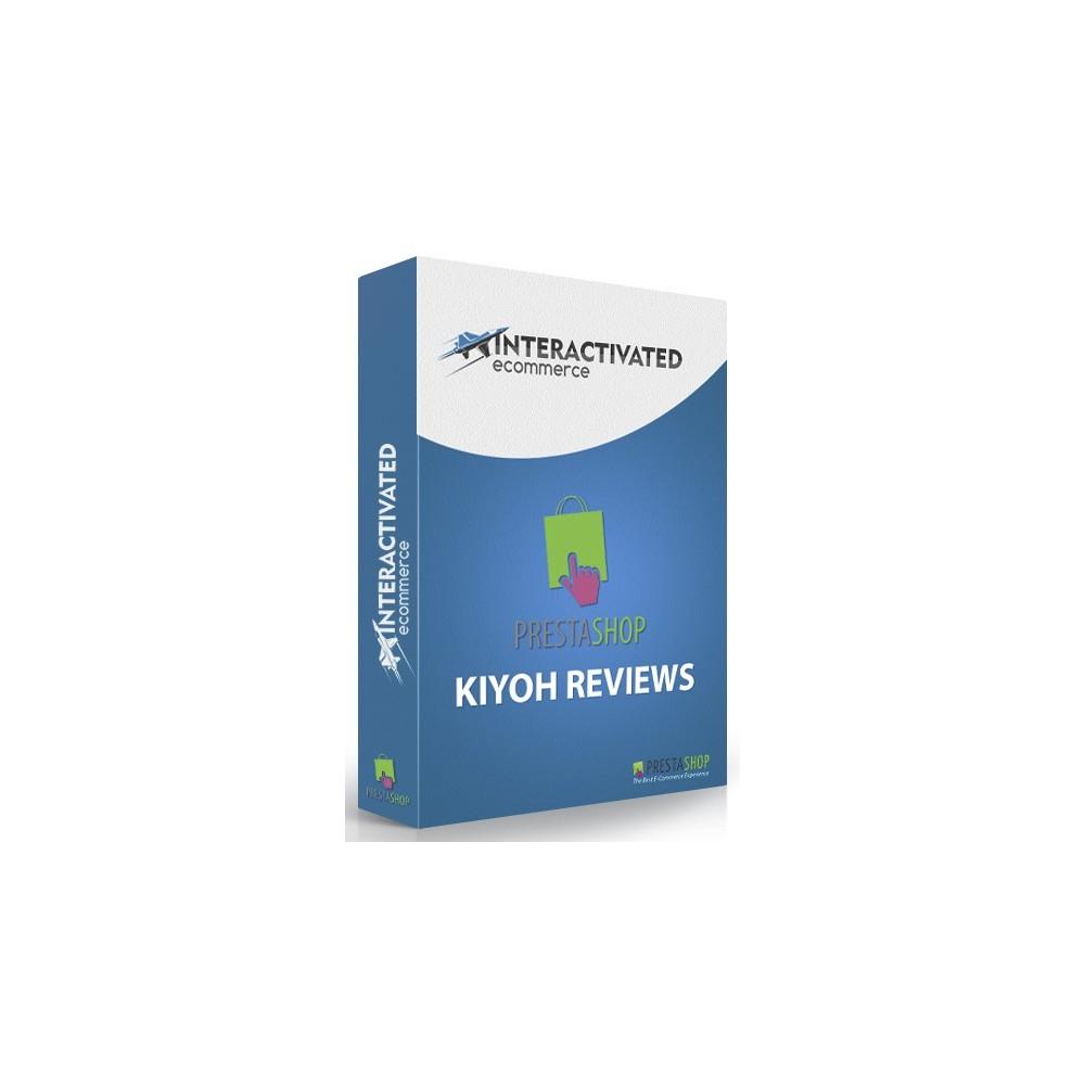 module - Opinie klientów - Kiyoh Customer Review - 4