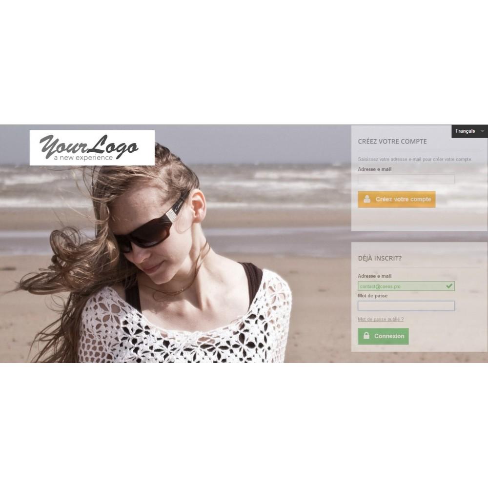 module - Uitverkoop & Besloten verkoop - Private Shop - 1