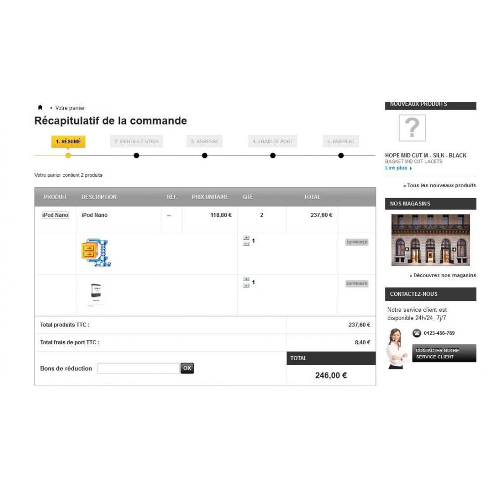 module - Déclinaisons & Personnalisation de produits - Upload pdf et zip sur les pages produits - 1