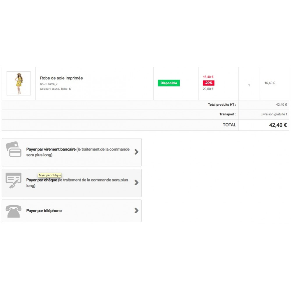 module - Autres moyens de paiement - Payer par téléphone - 1