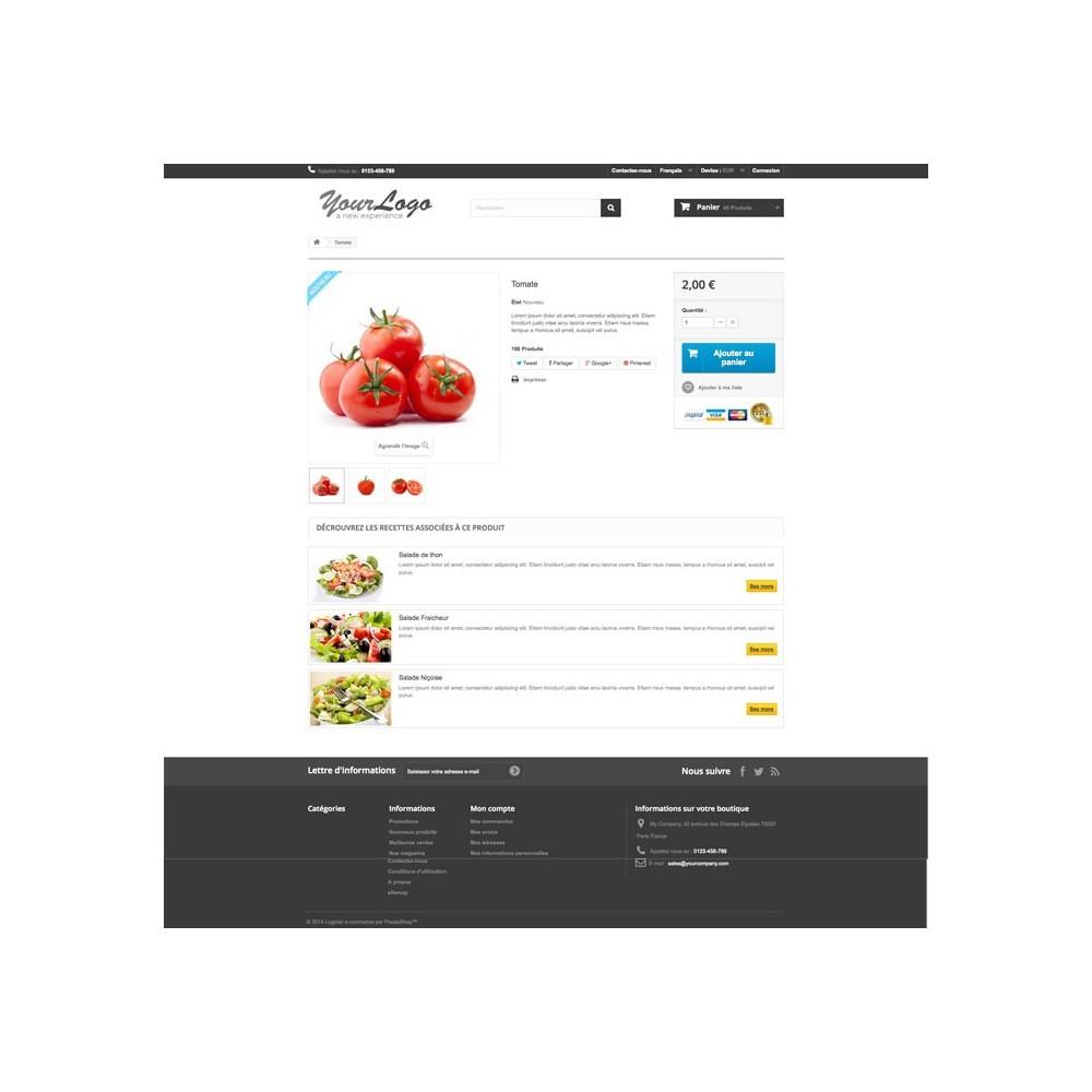module - Gastronomía y Restaurantes - Cookbook - 8