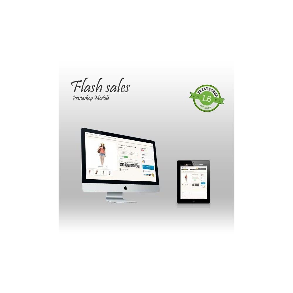 module - Flash & Private Sales - Flash sales - 1