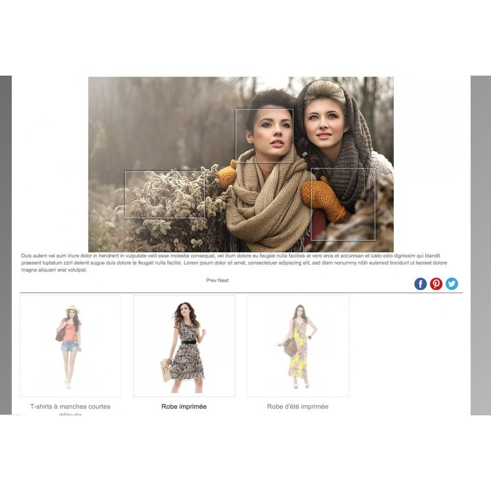 module - Visuels des produits - LookBookR - Créez vos lookbooks - 3