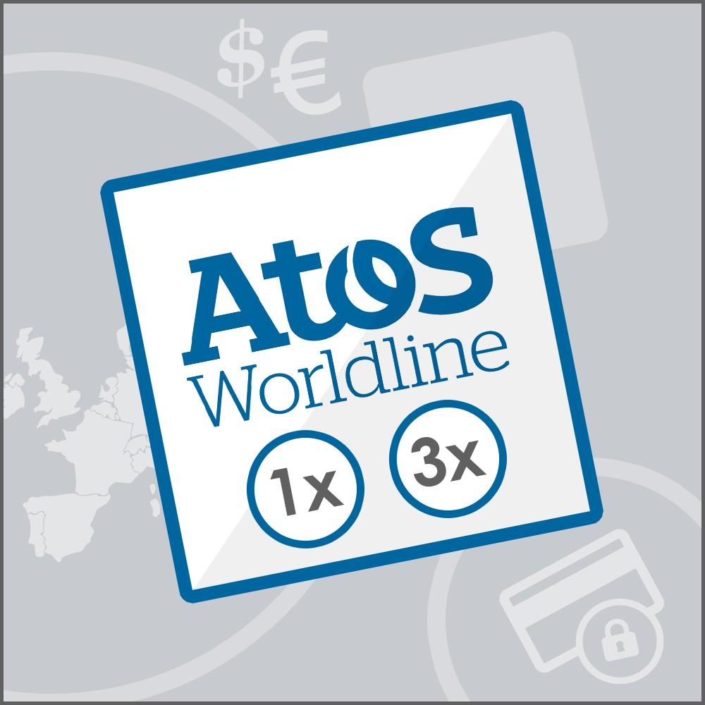 bundle - As ofertas do momento - Economize! - SIPS 1x 3x Atos Worldline (Pack) - 1