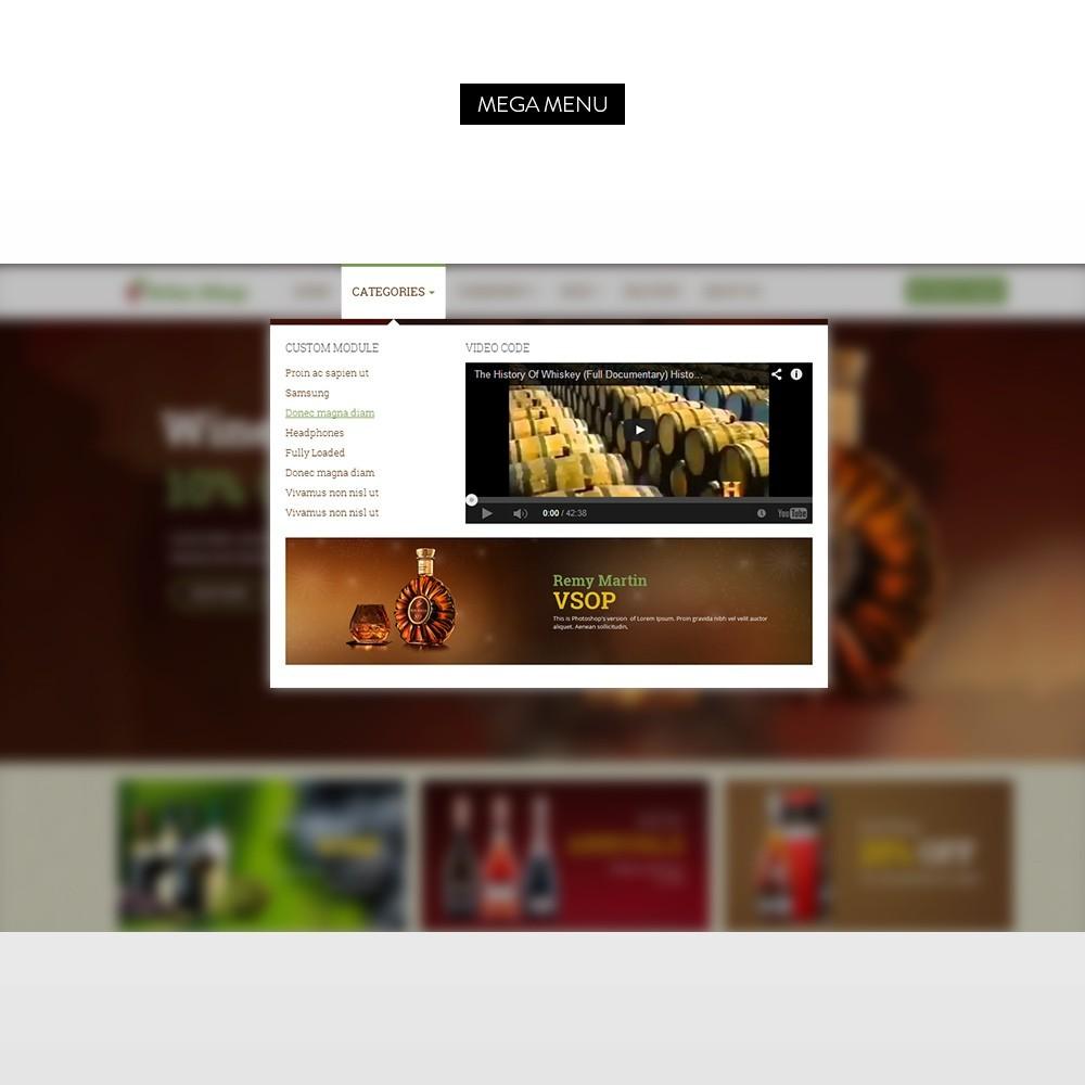 theme - Drink & Tobacco - Leo Wine Store - 9
