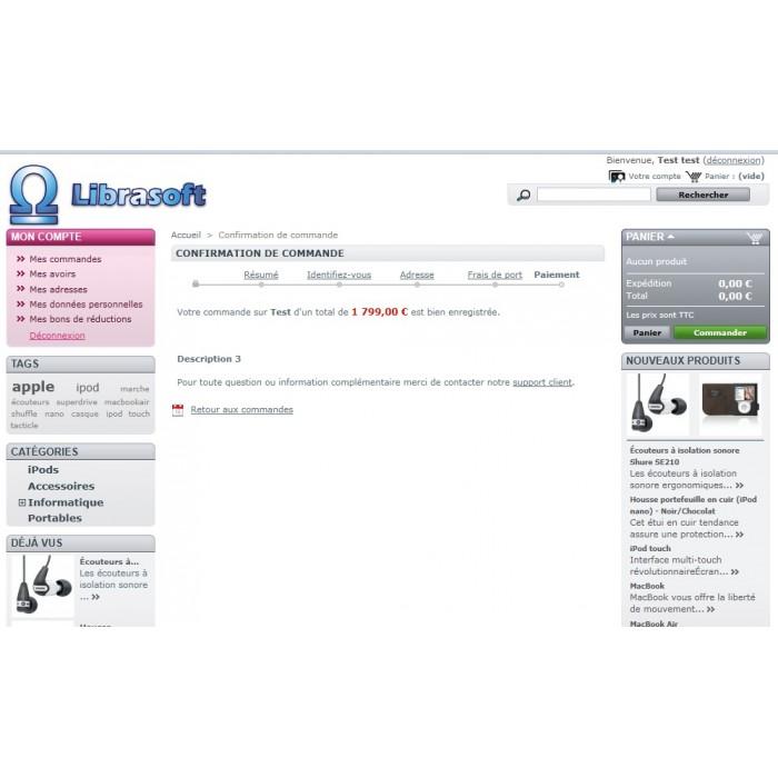 module - Pagamento em Loja - Cash Payment / Paiement Espèces - 8
