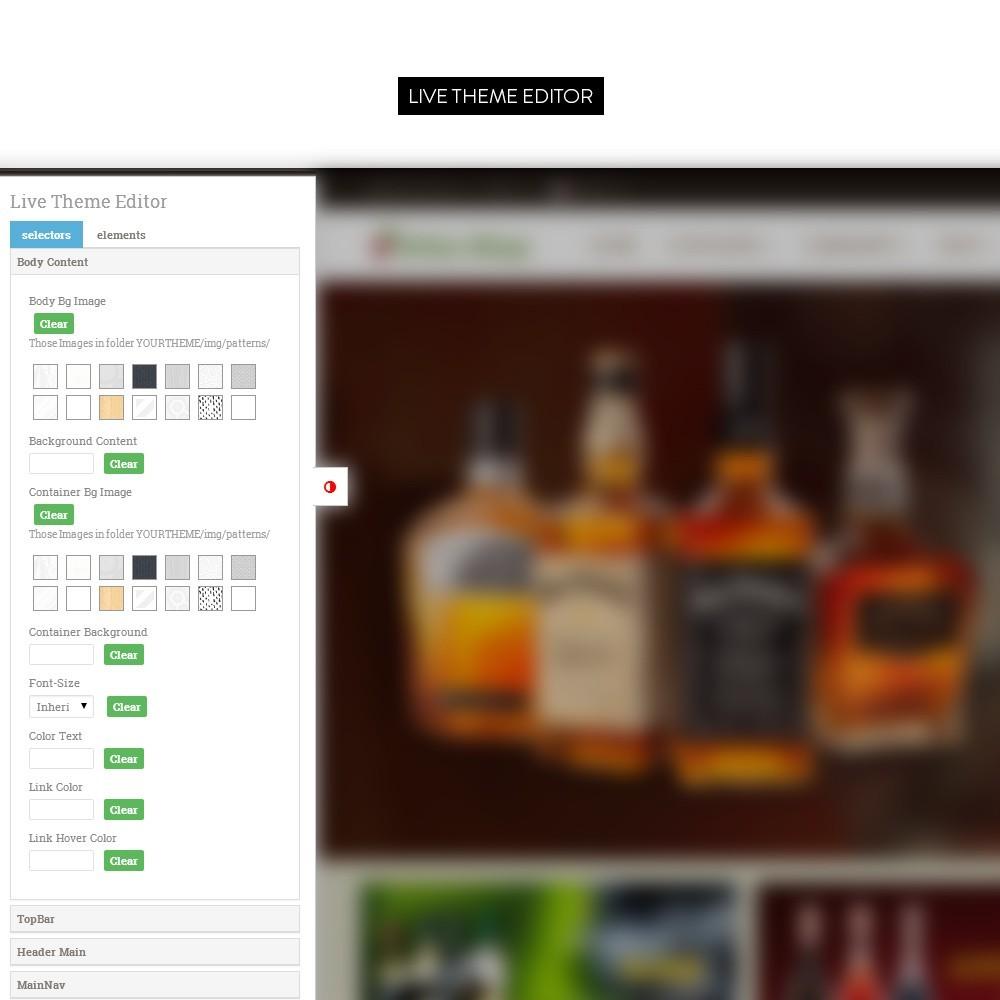 theme - Drink & Tobacco - Leo Wine Store - 10
