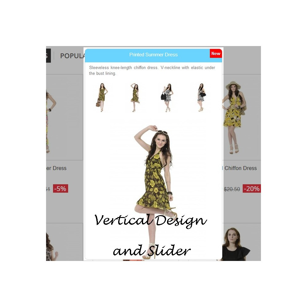module - Outils de navigation - Quick View and Product Slider - 2